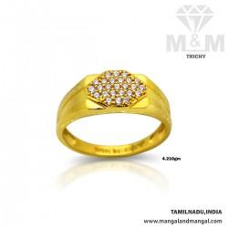 Dazzling Gold Casting Stone...