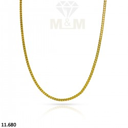 Impeccable Gold Fancy Chain