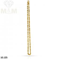 Inspirational Gold Fancy Chain