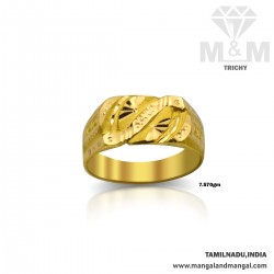 Amiably Gold Fancy Ring