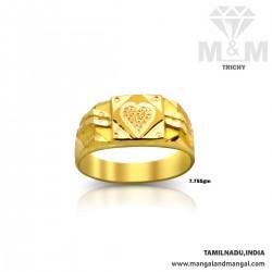 Luxury Gold Fancy Ring