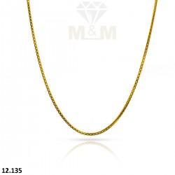 Luminary Gold Fancy Chain