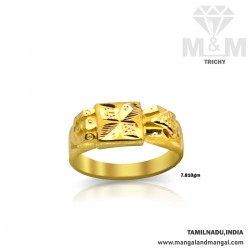 Prosperous Gold Fancy Ring