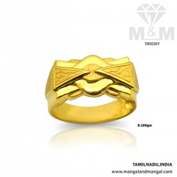 Captivate Gold Casting Ring