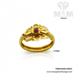 Canny Gold Fancy Ring