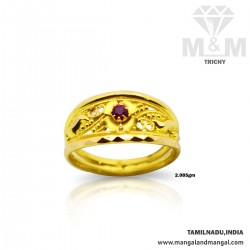 Colorful Gold Fancy Ring