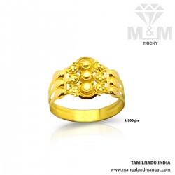 Cute Gold Fancy Ring