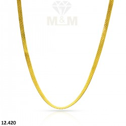 Gorgeous Gold Fancy Chain
