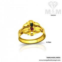 Embellish Gold Fancy Ring