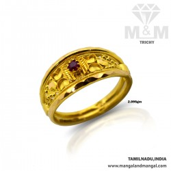 Exotic Gold Fancy Ring