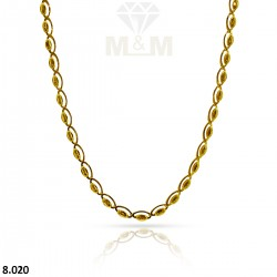 Serene Gold Fancy Chain
