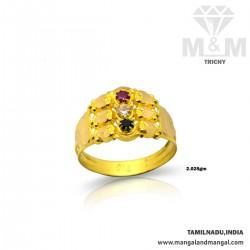 Fantastical Gold Fancy Ring