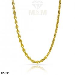 Oddly Gold Fancy Chain