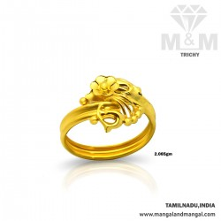 Gallant Gold Fancy Ring