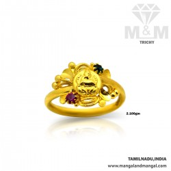 Handsome Gold Fancy Ring