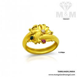 Humble Gold Fancy Ring