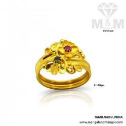 Inspired Gold Fancy Ring