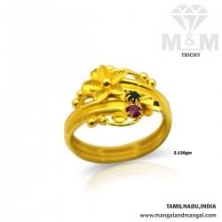 Marvelous Gold Fancy Ring