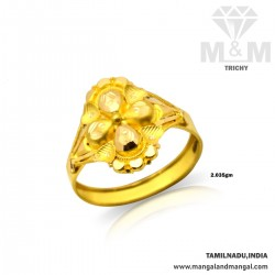 Marvelously Gold Fancy Ring