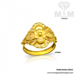 Marvels One Gold Fancy Ring