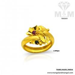 Nice Gold Fancy Ring