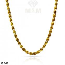 Elegant Gold Fancy Chain