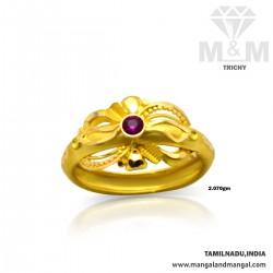 Phenomenal Gold Fancy Ring