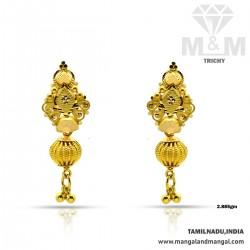 Distinction Gold Fancy Earring