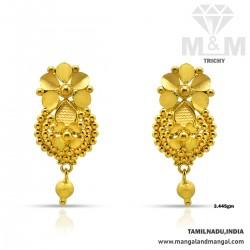 Eminent Gold Fancy Earring