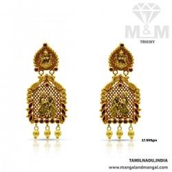 Handsome Gold Antique Laxmi...