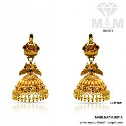 Luxuriant Gold Antique...