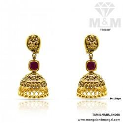 Coolest Gold Antique Laxmi...