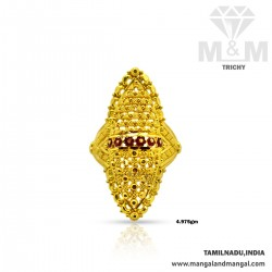 Fantastic Gold Fancy Ring