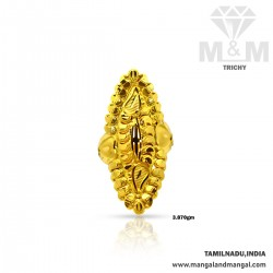 Pleasant Gold Fancy Ring