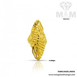 Tremendous Gold Fancy Ring