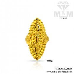Well Favoured Gold Fancy Ring
