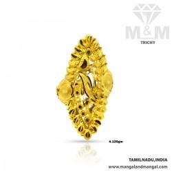 Wonderfully Gold Fancy Ring
