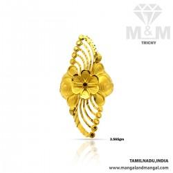 Wondrous Gold Fancy Ring