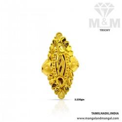 Beguiling Gold Fancy Ring