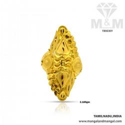Sweetest Gold Fancy Ring