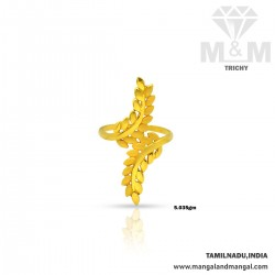 Charismatic Gold Fancy Ring