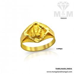 Treasured Gold Fancy Baby Ring
