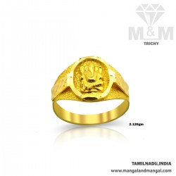 Grandest Gold Fancy Baby Ring