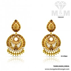 Awesome Gold Antique Earring