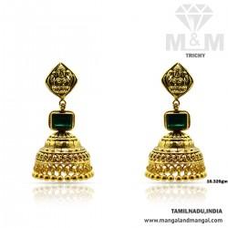Luxury Gold Antique Women...
