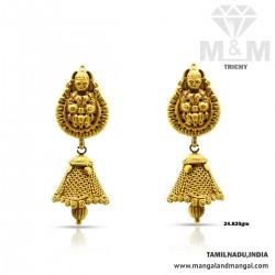 Mannerly Gold Antique Women...