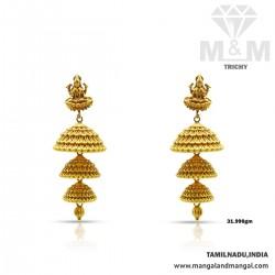 Enthral Gold Antique Laxmi...
