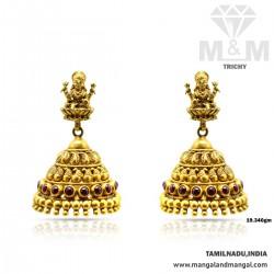 Renowned Gold Antique Laxmi...