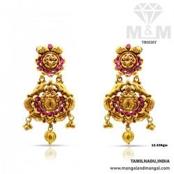 Serene Gold Women Antique...
