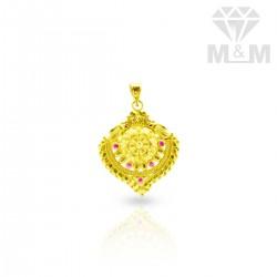 Great Gold Fancy Pendant